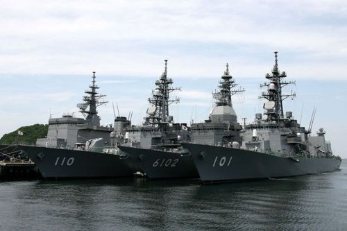 日媒:日本政府准备全面介入南海主权问题