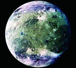 NASA证实太阳系最大卫星上确有海洋存在