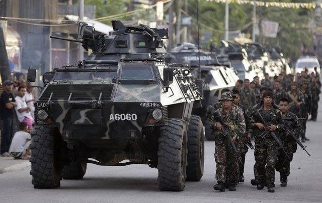 侠客岛:中国连续向菲援助先进武器,为啥?