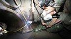 修复工井下工作危险重重