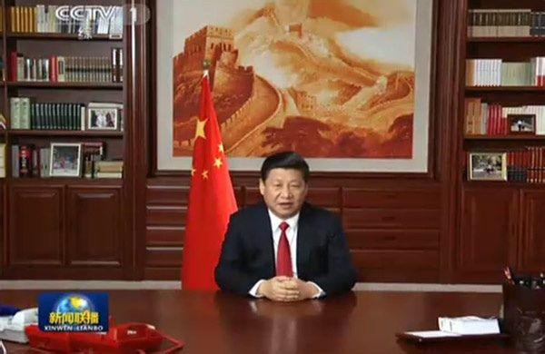 外媒:网民热议习近平办公室 猜测红色电话用途