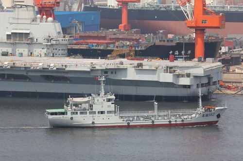 评论称中国航母战斗群应到南海巡航维护海权