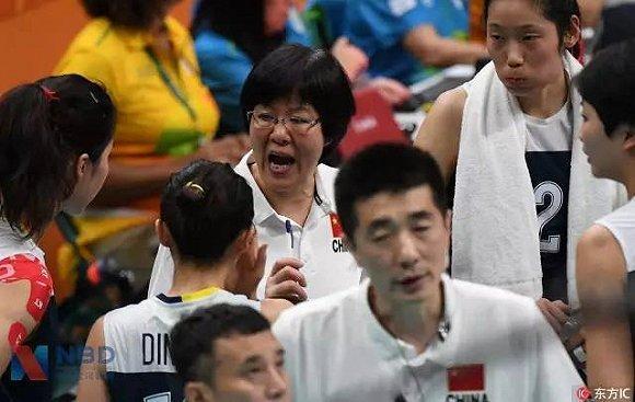 赢了!有一种不服输叫中国女排!