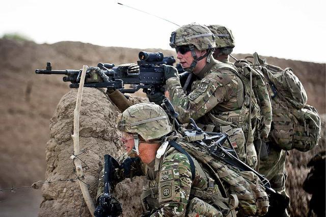 终结者?特朗普称已决定如何处理阿富汗战争