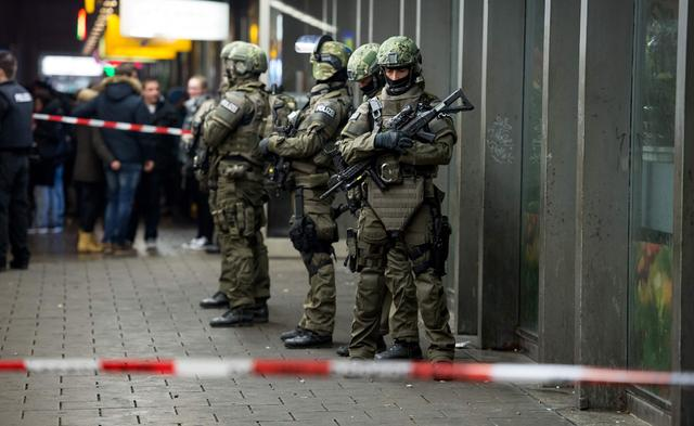 多名IS恐怖分子欲新年夜在德国造恐怖袭击被捕