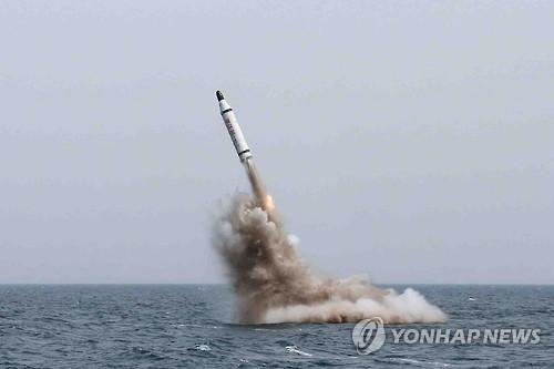 五角大楼:朝鲜再次试射导弹 初步资料显示失败