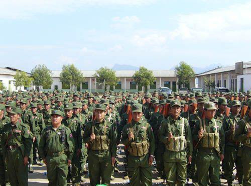 港媒称缅果敢同盟军攻入果敢首府 民众逃往云南