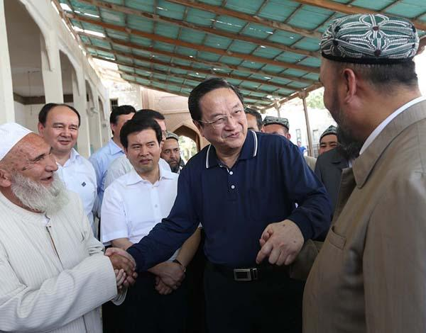 媒体解读中央新疆工作协调小组:组长由常委兼任