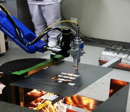 我国首台2万瓦光纤激光器正式装机 打破国外技术垄断