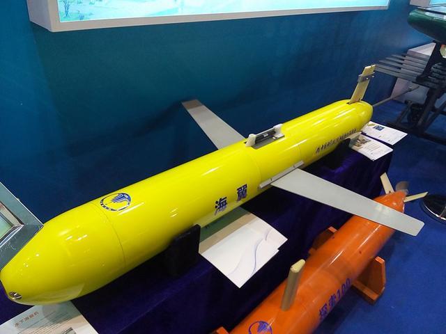 中国海翼号水下滑翔机:超长航程 指哪儿打哪儿