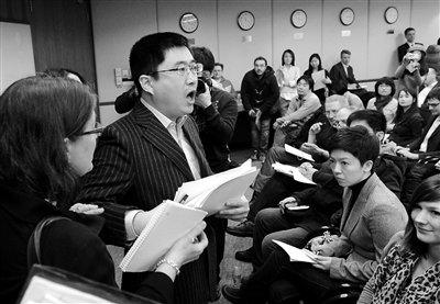 国资委承认国企占资源优势 未回应缩减国企建议