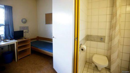 """挪威两监狱争夺""""世界最好"""":犯人可滑雪烹饪"""