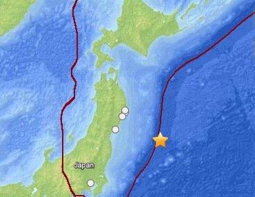 日本发生7.3级地震发布海啸预警 东京震感强烈