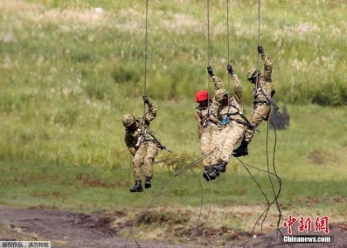 日媒:忧卷入战争 日本自卫队对修宪难消不安情绪