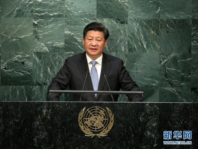 习近平:5年内向非盟提供1亿美元无偿军事援助