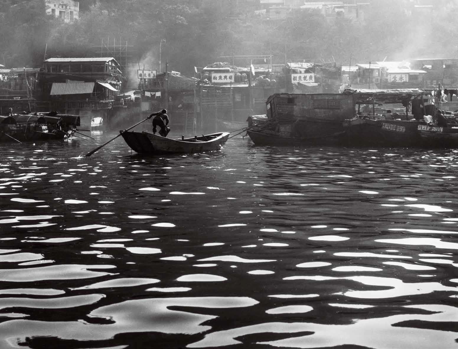 1966年,青山。
