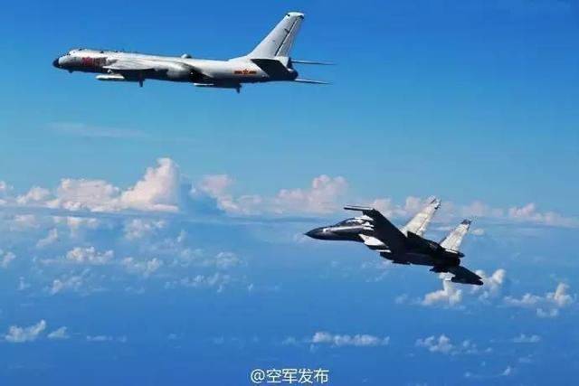 """日方妄称就中国战机飞越宫古海峡""""将采取严正措施"""""""