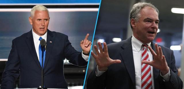 """美国大选副总统辩论明日""""开唱"""" 你需要知道这些事"""