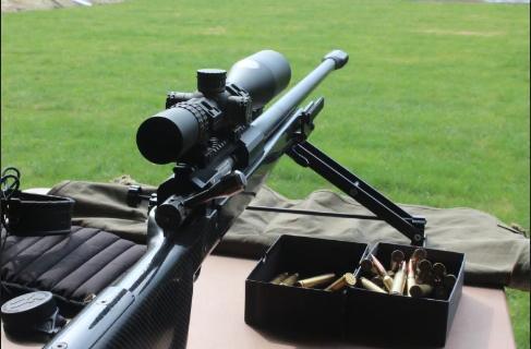 """美媒揭秘俄""""终极狙击步枪"""":射程达3400米"""