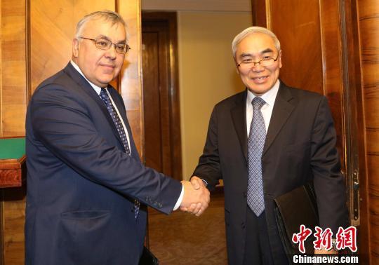 中国政府叙利亚问题特使访问俄罗斯