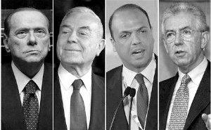 贝卢斯科尼继任者有三名热门人选