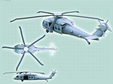 """中国军方否认窃取美隐形""""黑鹰""""直升机技术"""
