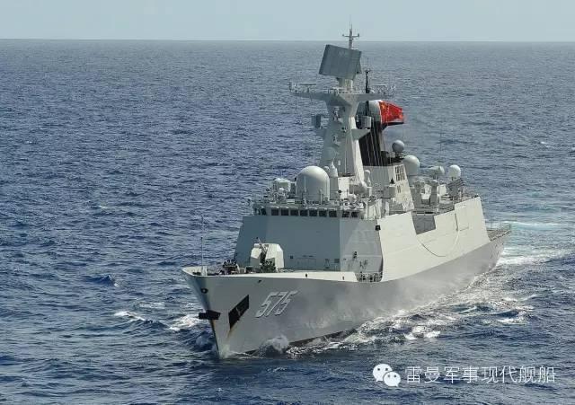 三岁vs近三十岁:中美海军南海大暗战