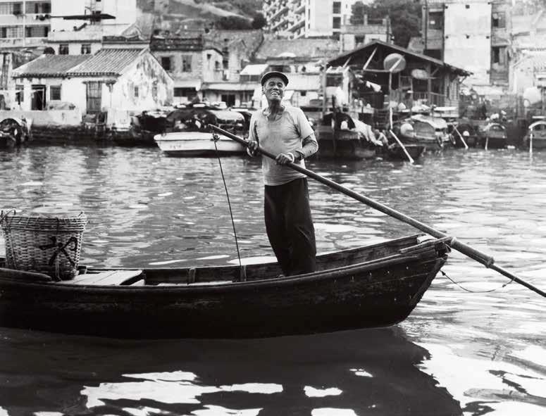1966年,筲箕湾。