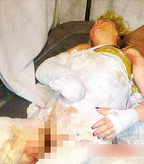 乌克兰官二代轮奸焚烧少女 新闻