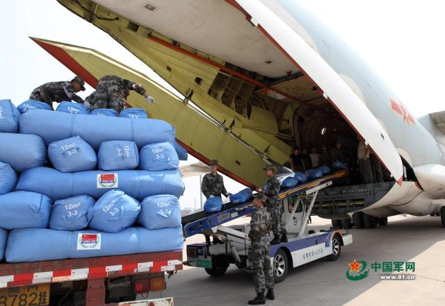 解放军大型运输机物资装卸平台问世厨王争霸李师傅羊排图片