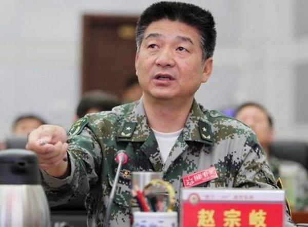 西部战区赵宗岐:战区司令员是个打仗的岗位