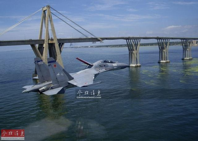 俄媒:伊朗政府正考虑向俄购买苏-30战机