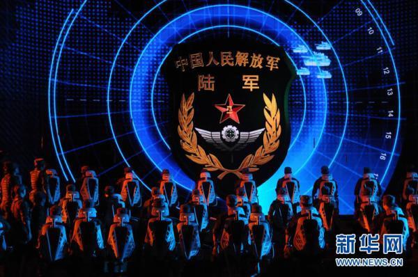 官方披露:陆军政治工作部文工团现已成立