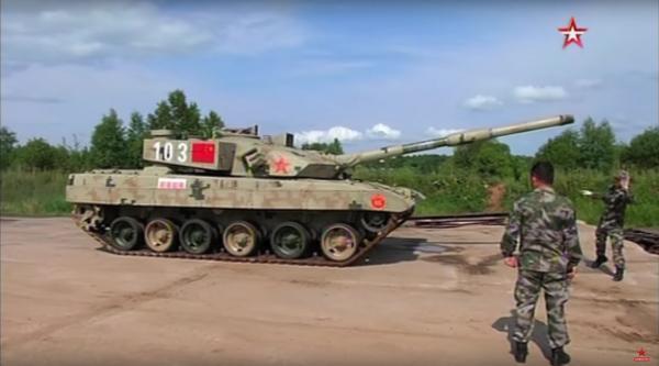 简氏称中国将用96B坦克替换所有老坦克 或装备数千辆