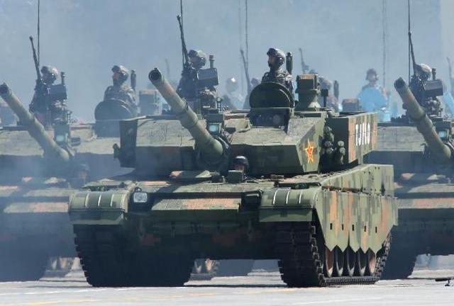 99a主战坦克