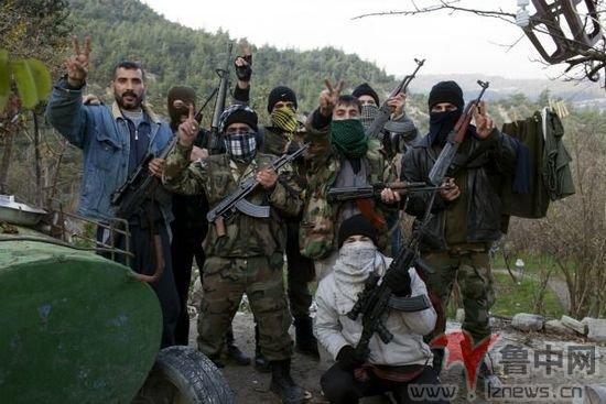 美国称排除现阶段武装干涉叙利亚可能性
