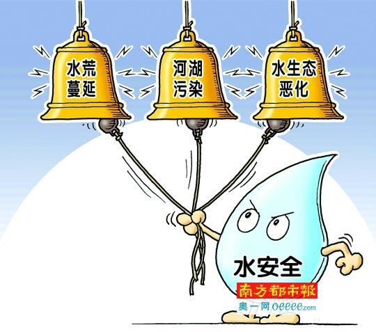 官方:中国地下水水源地水质约60%不达标