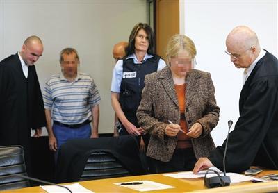 德国释放俄罗斯女间谍 疑为交换被囚间谍