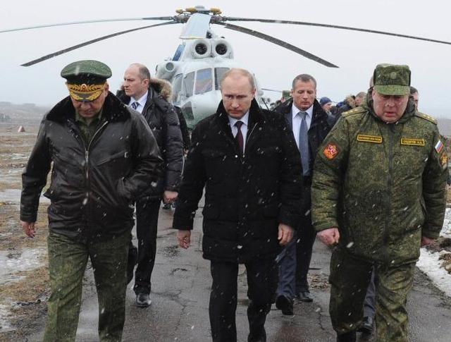 美媒:乌克兰克里米亚或成普京烫手山芋