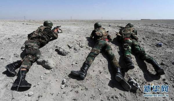 美观察陈诉称人为失误导致误炸叙利亚政府军