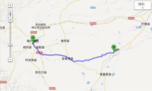 高清图—暴力!新疆巴楚县色力布亚镇派出所发生暴力恐怖袭击