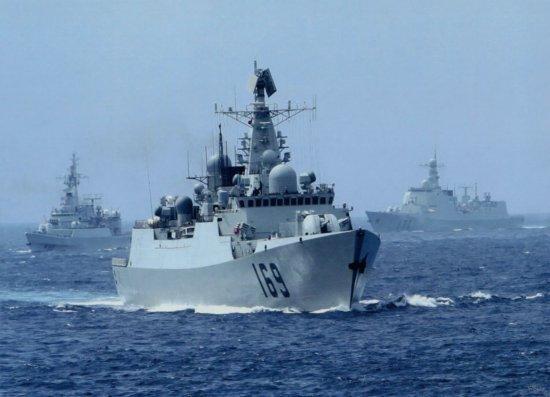日媒:解放军占领钓鱼岛或会自取灭亡 不战而败