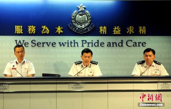 """香港警方已拘旺角""""占领""""行动94人 61名警员受伤"""