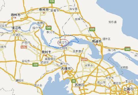 (完) 事实  靖江地图 江苏多地水源出问题 对于江苏省市民而言,他们的