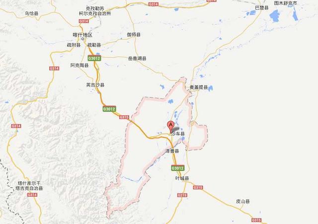 新疆莎车县发生一起严重暴力恐怖袭击案