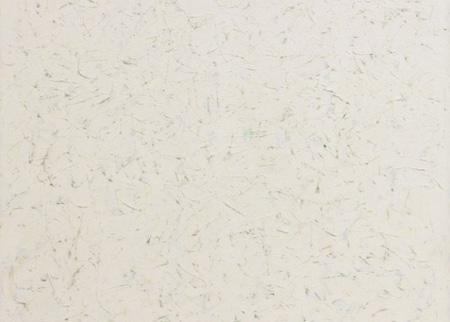 美国艺术家估价1.2亿元几乎空白无题画