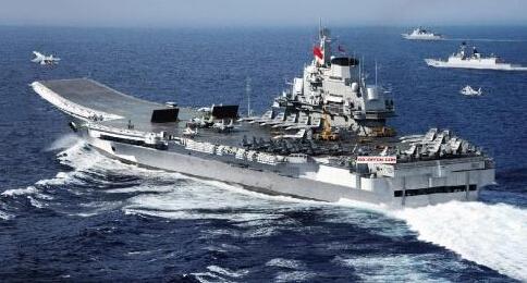 """国台办回应""""辽宁舰穿越台湾海峡"""""""