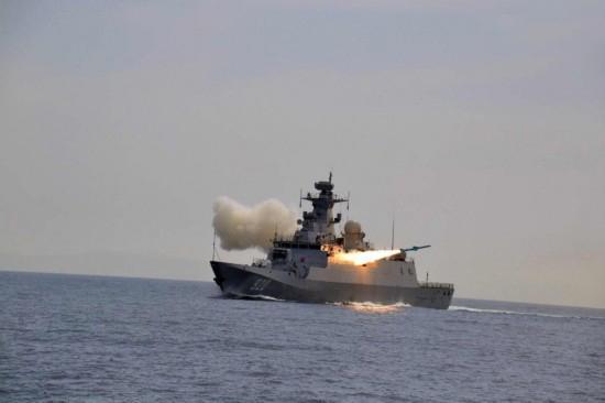 中国军舰出口已超20艘靠技术和诚意 还能帮客户省钱