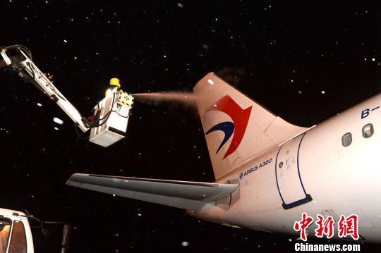 江苏54个加班航班送台商回家过年 预计运送五千人