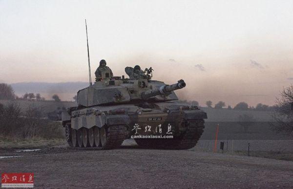 自废武功?英陆军计划削减3成主战坦克引不安